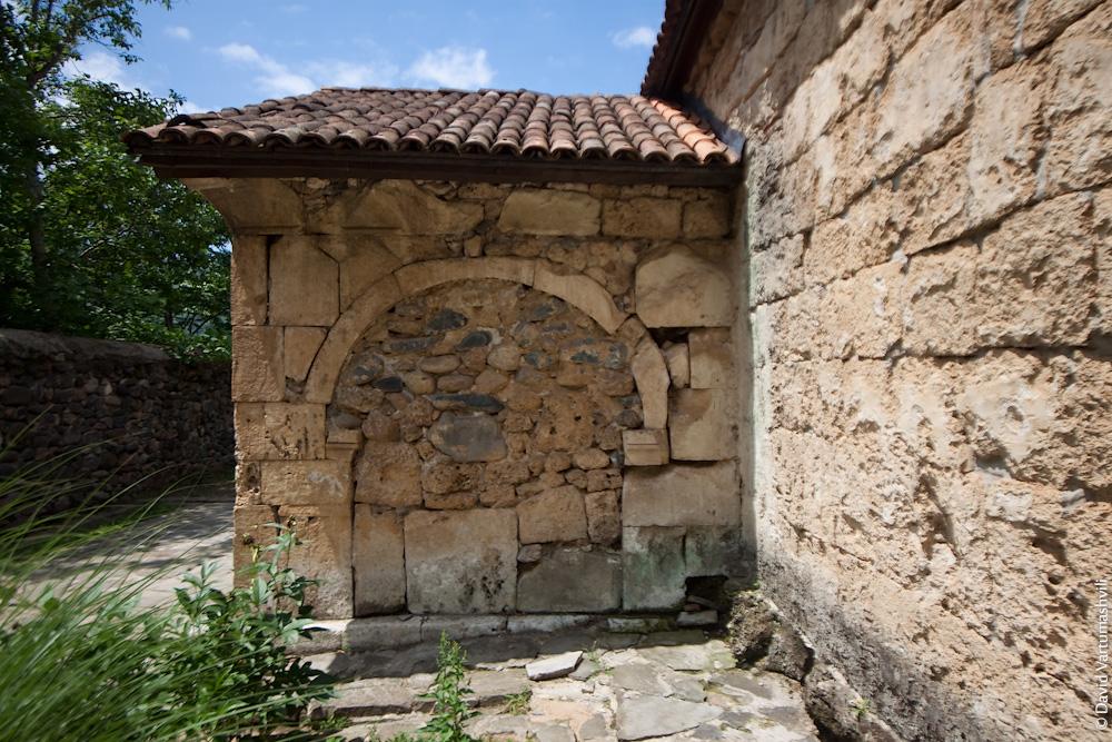 Грузия, монастырь Убиса