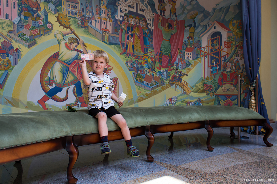 Киевский театр кукол