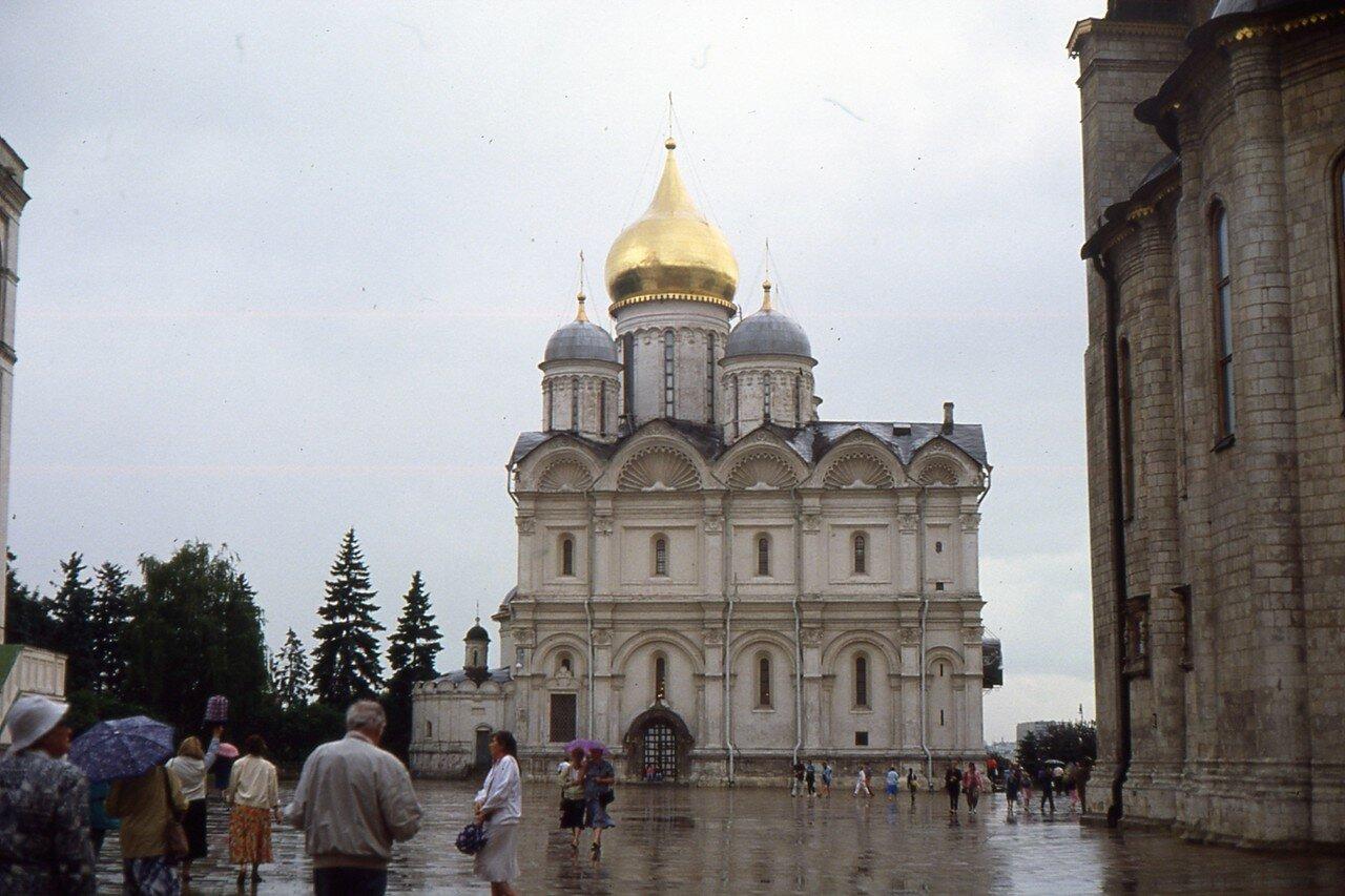 Москва. Кремль. Архангельский собор