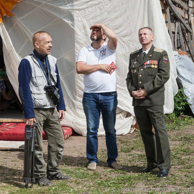 Московские суворовцы