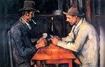 «Игроки в карты» Поль Сезанн