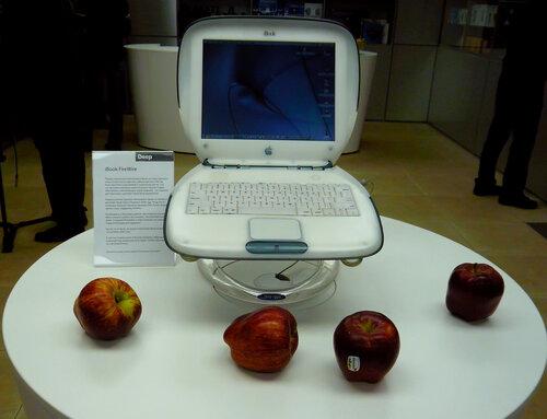 iBook FireWire