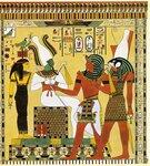 Роспись гробницы Сети I
