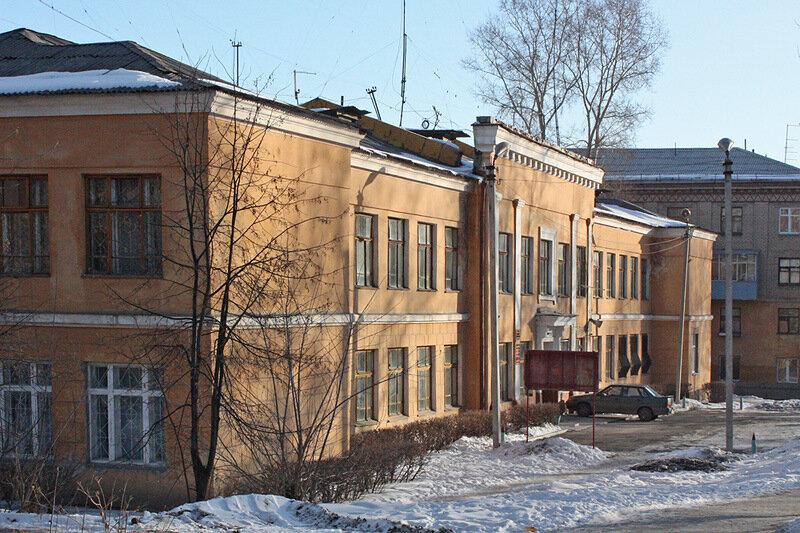 Островского 6, военкомат Курчатовского р-на