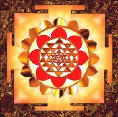 Янтра богини Лакшми деви