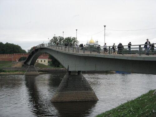 мост к кремлю