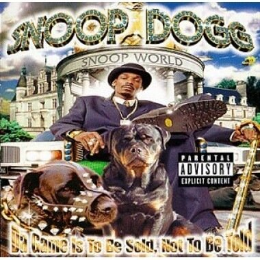 Snoop Dogg - Officiall Discography + Bonus - 1993-2008, FLAC, Lossless, APE