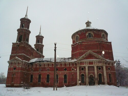 Владимирская церковь