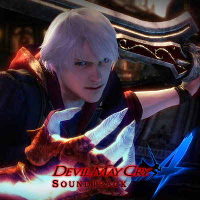 OST Devil May Cry 4  Special Original Soundtrack [Japan Edition] (2008)
