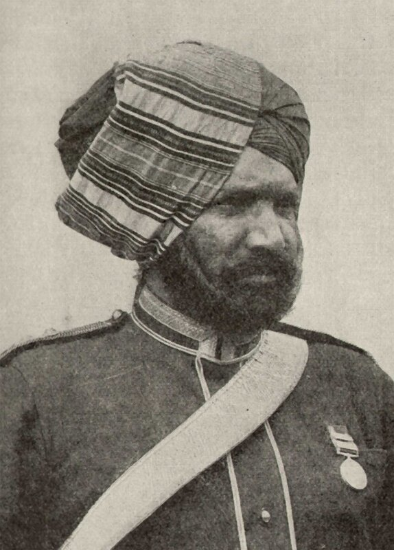 Бенгальский солдат