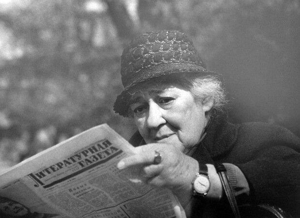 Фаина Раневская. 1968.