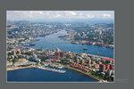 """Красивые фотографии Владивостока (35 снимков). Вид города просто замечательный! При размере печати 60х80 см или 80х160 см данный снимок смотрится просто изумительно! Фотосъёмка: Владимир КОБЗАРЬ (студия """"КрОст"""")."""