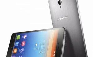Lenovo представил бюджетный смартфон A3900