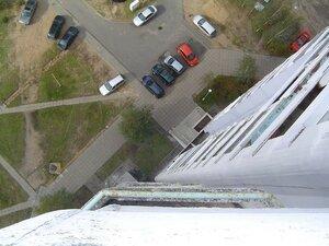 В Кишиневе девушка упала с 11 этажа, делая селфи