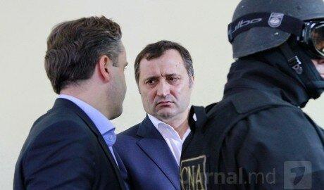 Ожидается решение Суда о продлении ареста для Влада Филата