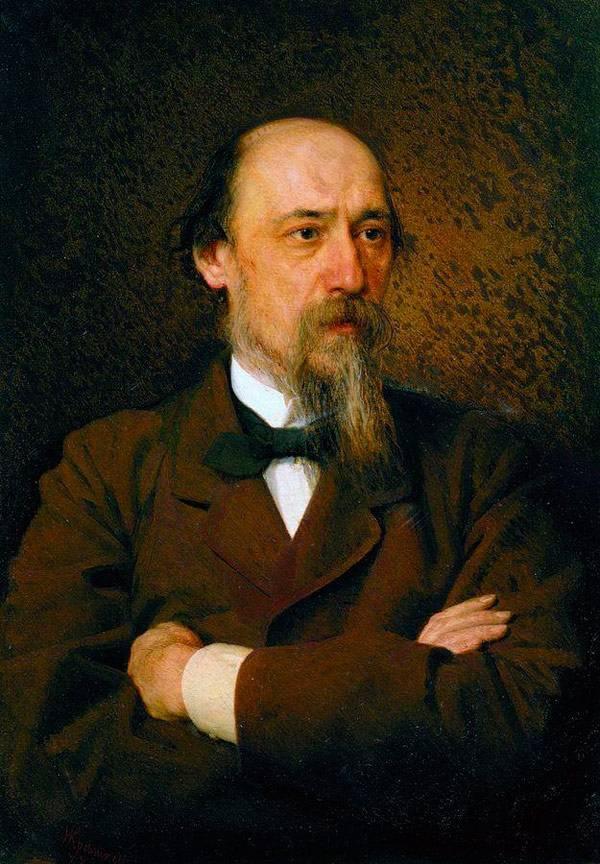Портрет поэта Николая Алексеевича Некрасова.jpg
