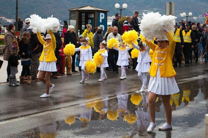 Которский карнавал 2015, фото - Арина Малевич