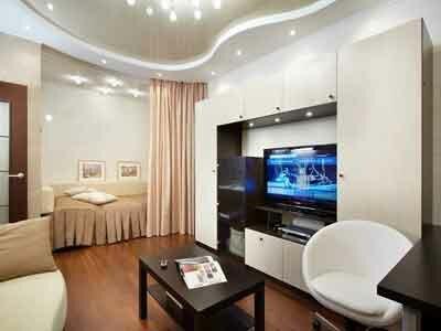 Идеи ремонта однокомнатной квартиры