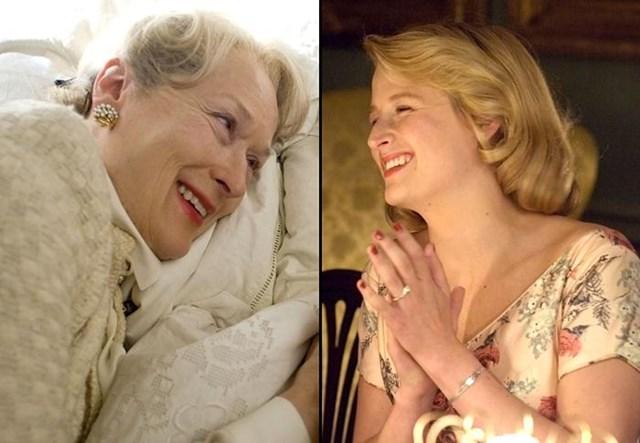 День матери в Голливуде: в каких фильмах звезды снимаются со своими мамами