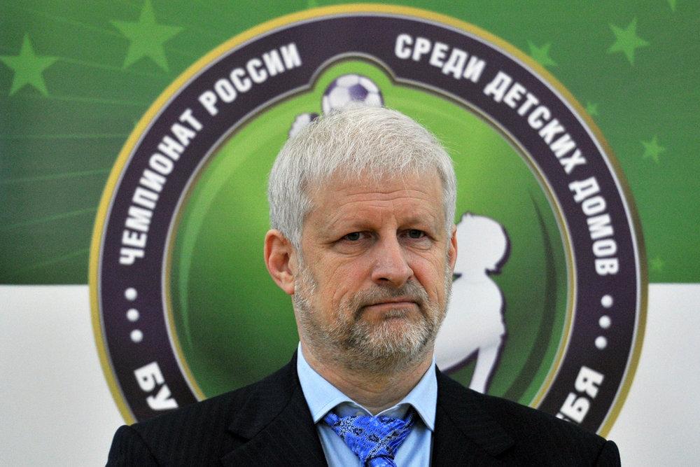 Сергей Фурсенко назначили президентом «Зенита»