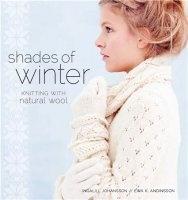 Книга Shades of Winter: Knitting with Natural Wool jpg 109Мб