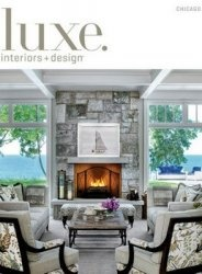 Журнал Luxe Interiors + Design - Summer 2013 (Chicago)