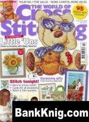 Журнал The world of cross stitching 141 jpg 42,5Мб