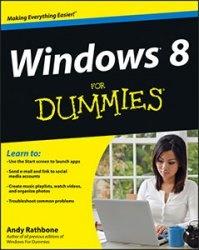 Книга Windows 8 For Dummies