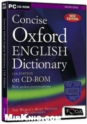 Книга Concise Oxford English Dictionary