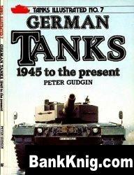 Книга German Tanks 1945 to Present
