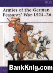 Книга Osprey - Men-at-Arms 384 - Armies of the German Peasants  War 1524-1526