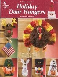 Книга Crochet Holiday Door Hangers