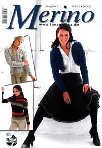 Журнал Журнал Merino № 1 (2008)
