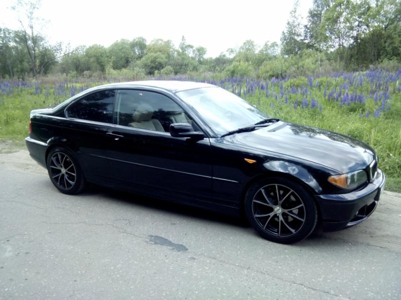 BMW E38 Club - Обменяю или продам BMW e46 coupe 320Cd на e38