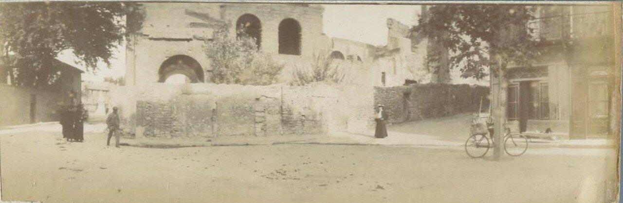 Амфитеатр. Внешний вид. 1900-е