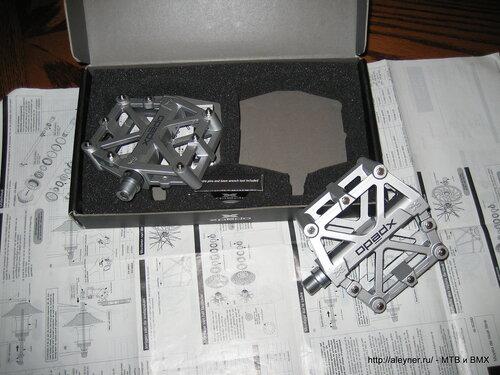 Педали xPedo MX3R-4