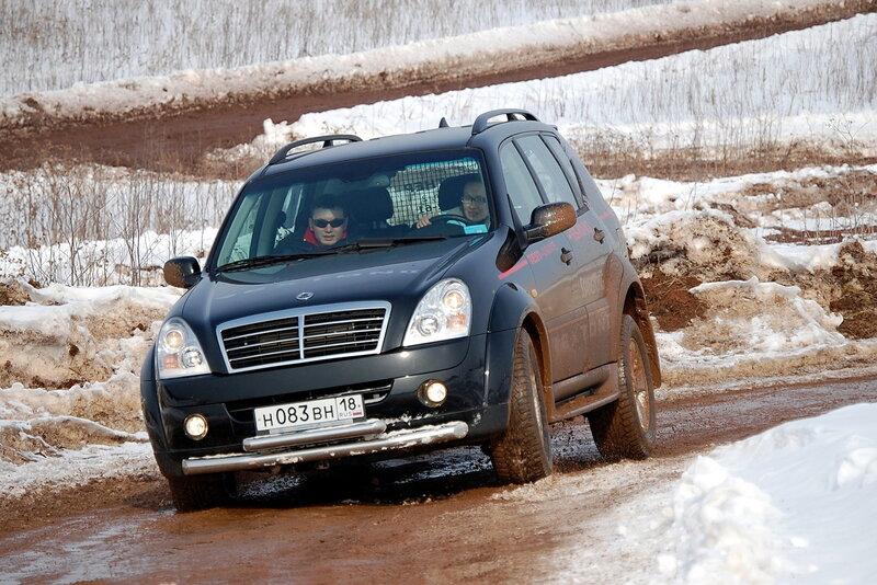 Автоледи Удмуртии-2009