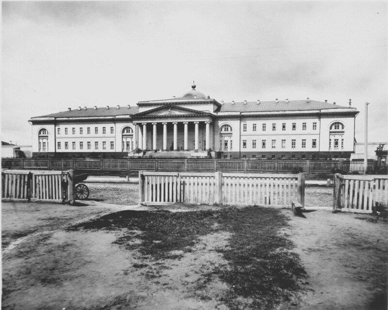 Детская больница города сокола