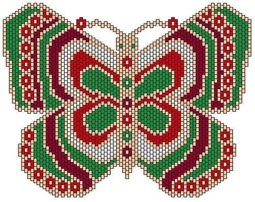Бабочка «