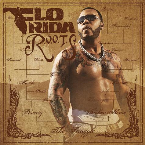 Flo Rida 'R.O.O.T.S.' Официальный Трэклист