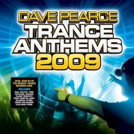 Dave Pearce Trance Anthems (3CD) 2009