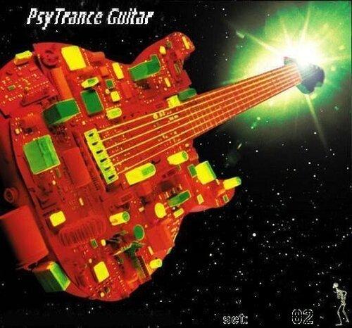 VA - Psytrance Guitar 2 (2007)