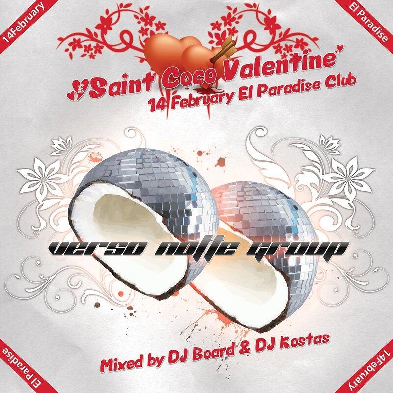 Saint Coco Valentine @ El Paradise 14 02 2009