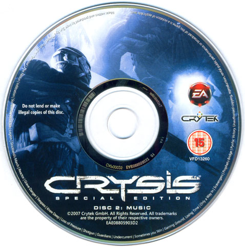 OST Crysis (2007)