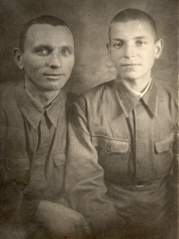 Сухопутов Федор Иванович и Сухопутов Николай Федорович