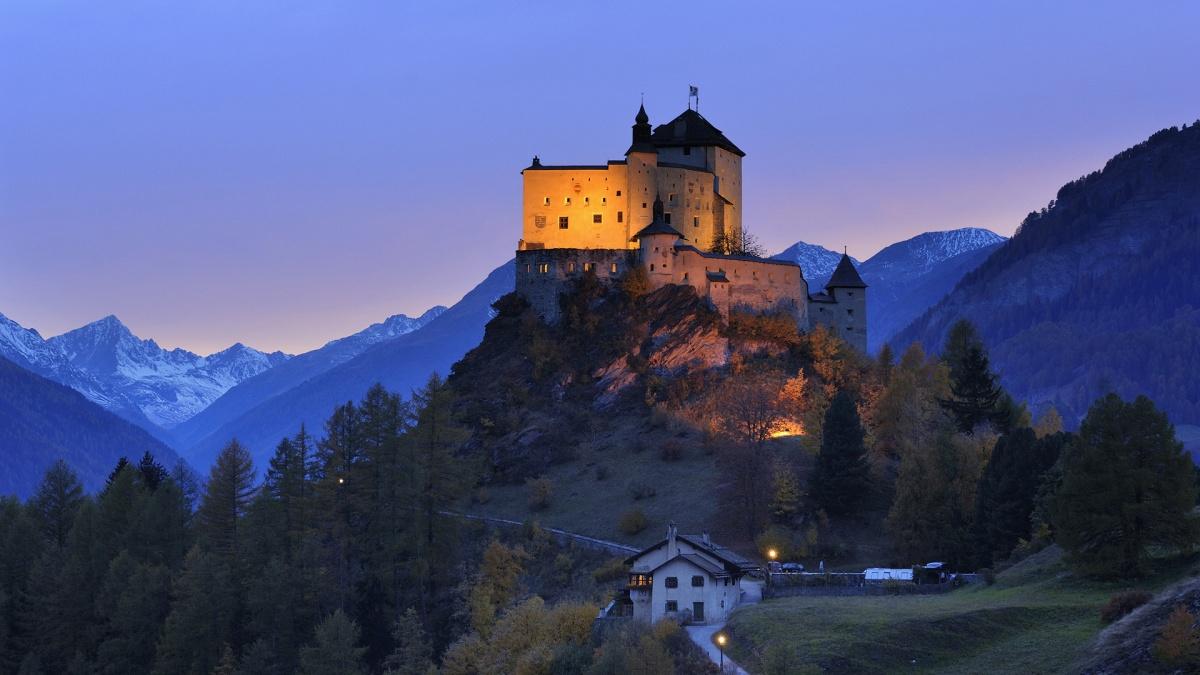 Старинные Замки Со Всего Мира (100 Фото)