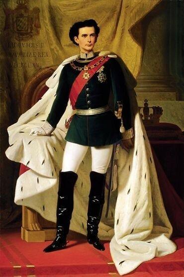 De_20_jarige_Ludwig_II_in_kroningsmantel_door_Ferdinand_von_Piloty_1865.jpg