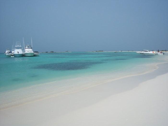 Ла Тортуга: райский Остров Черепахи с прозрачной водой и белым песочком