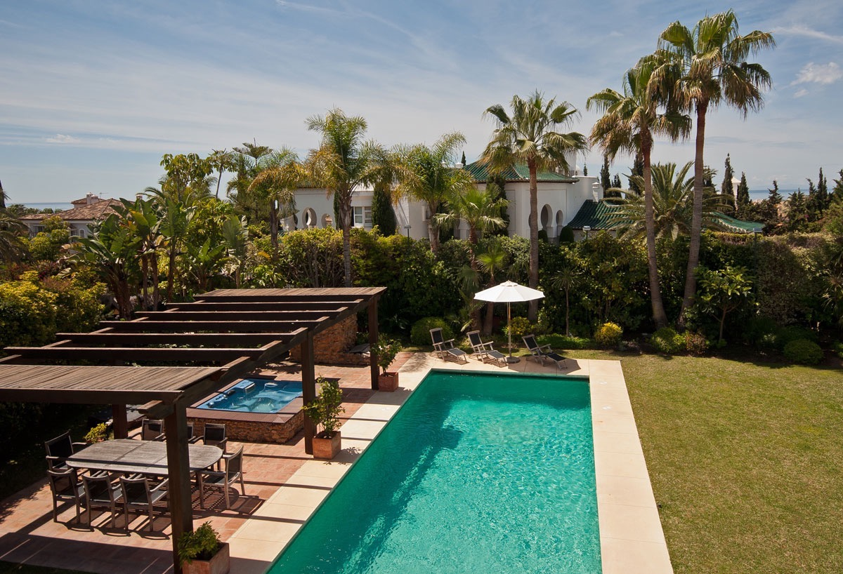 Вилла в Марбелья Bahía de Marbella ТОРГ
