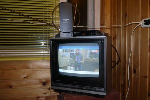 Телевизор характерен для той